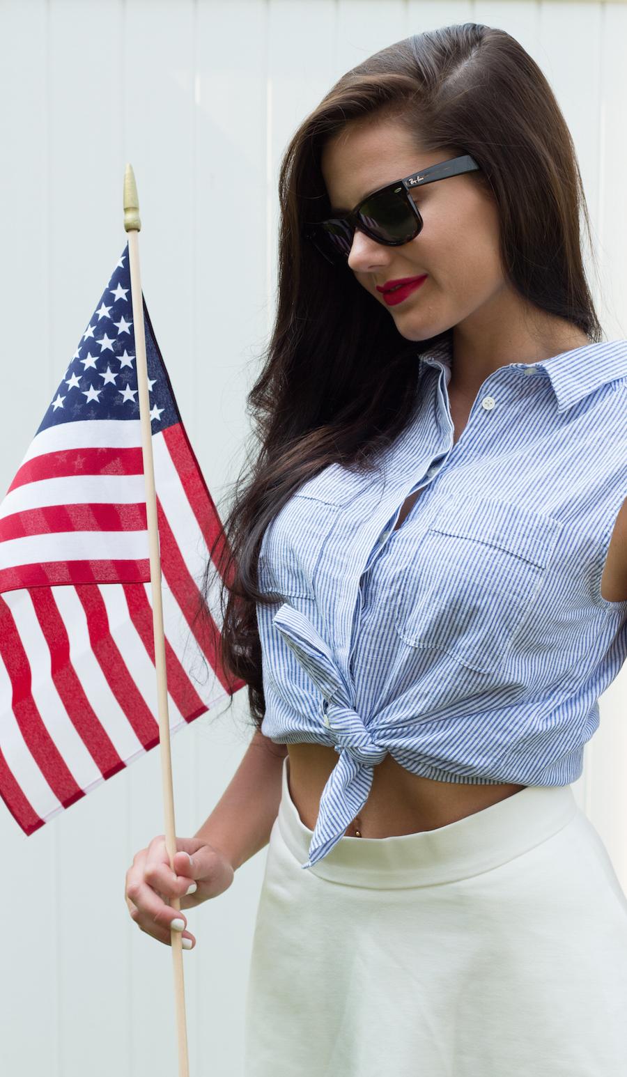 Monde et Mode | Fourth of July
