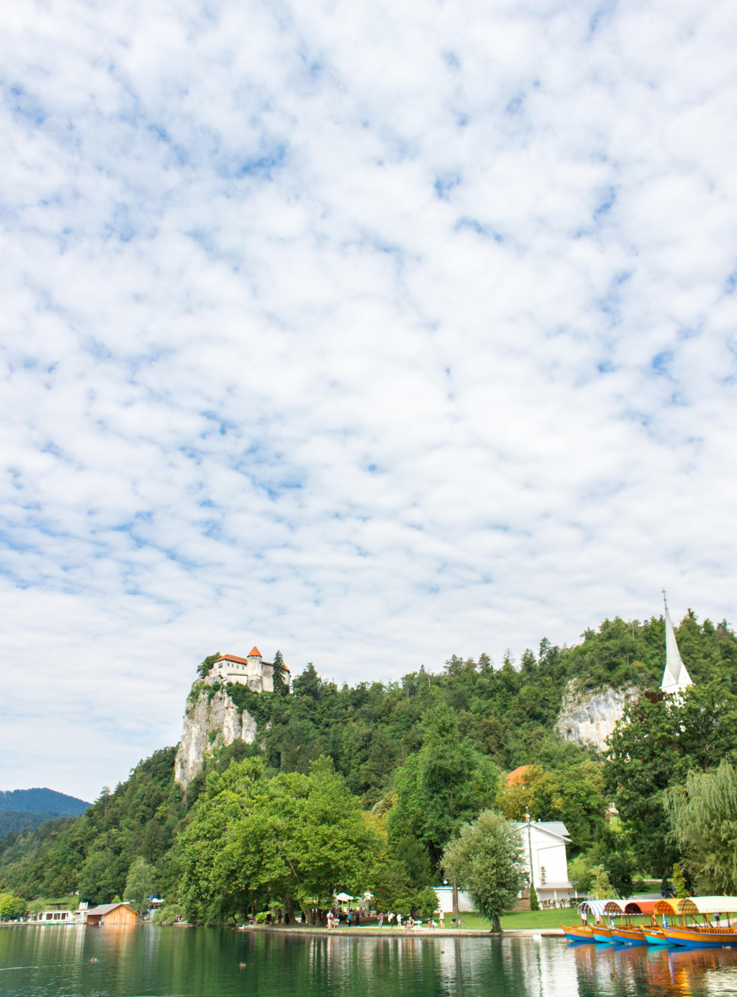 Bled Castle