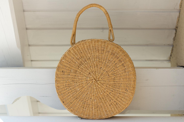 Straw Bag | Monde et Mode