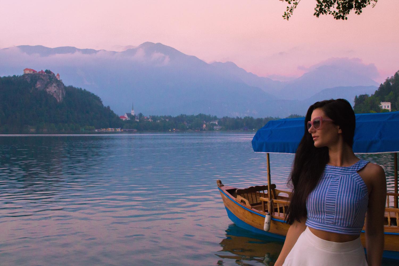Lake Bled Monde et Mode