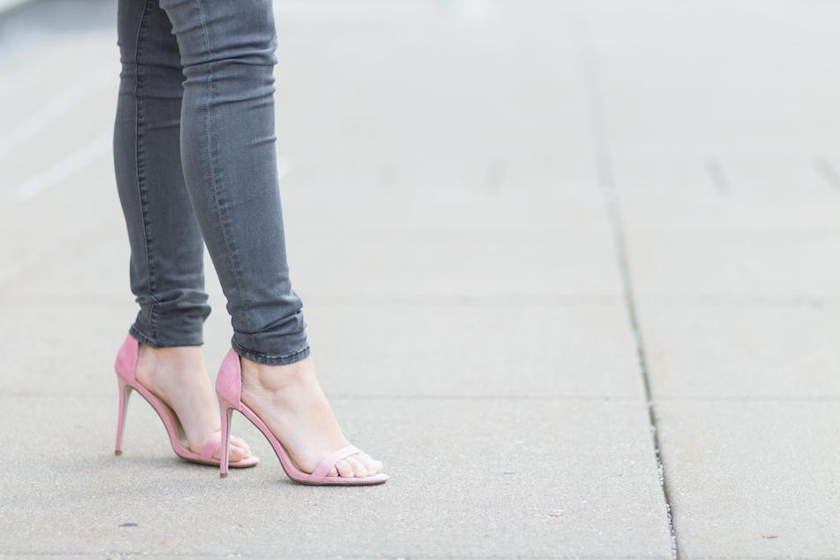 Rose Heeled Sandals