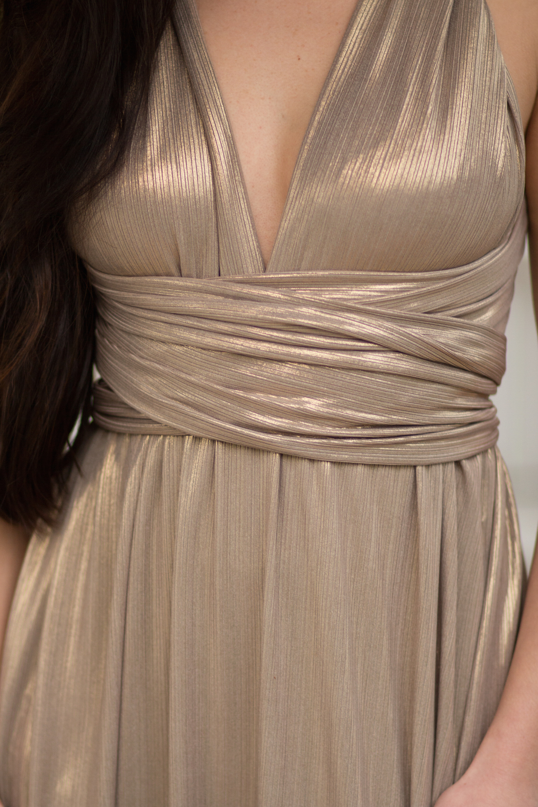 Lily V Designs Holiday Dress
