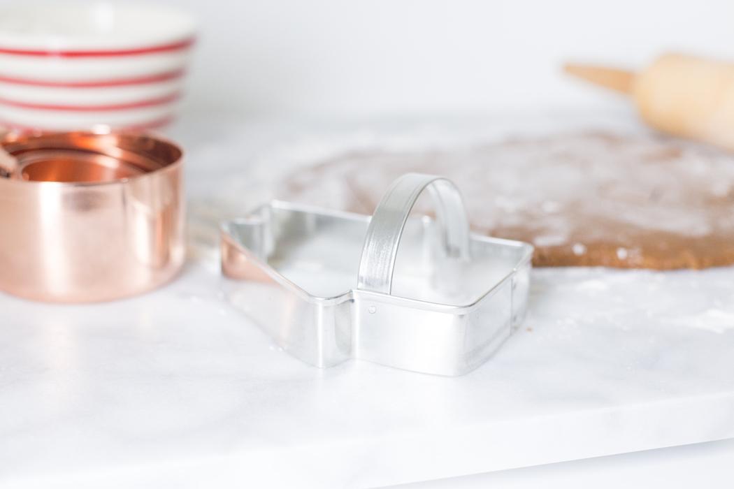 Crate & Barrel Gingerbread House Cookie Cutter