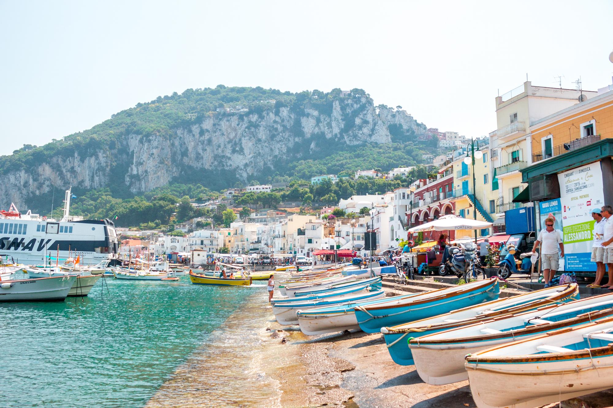Monde et Mode | Marina Grande Capri