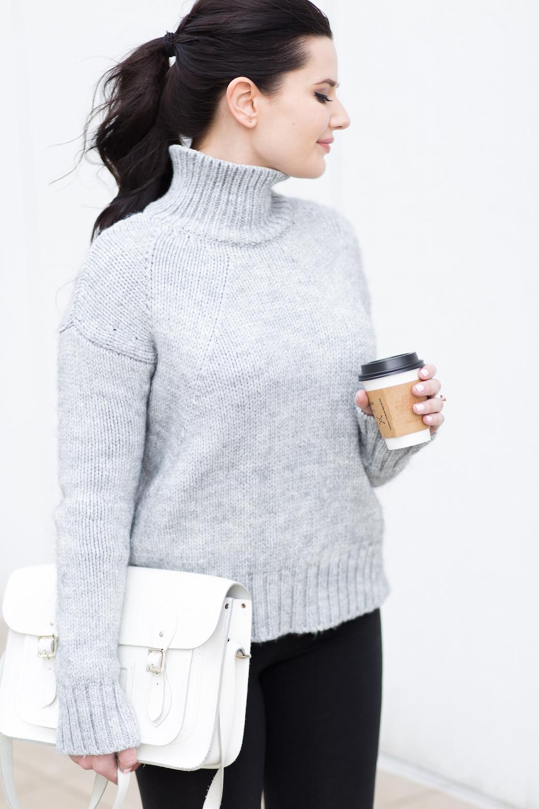 Monde et Mode | Oversized Sweater