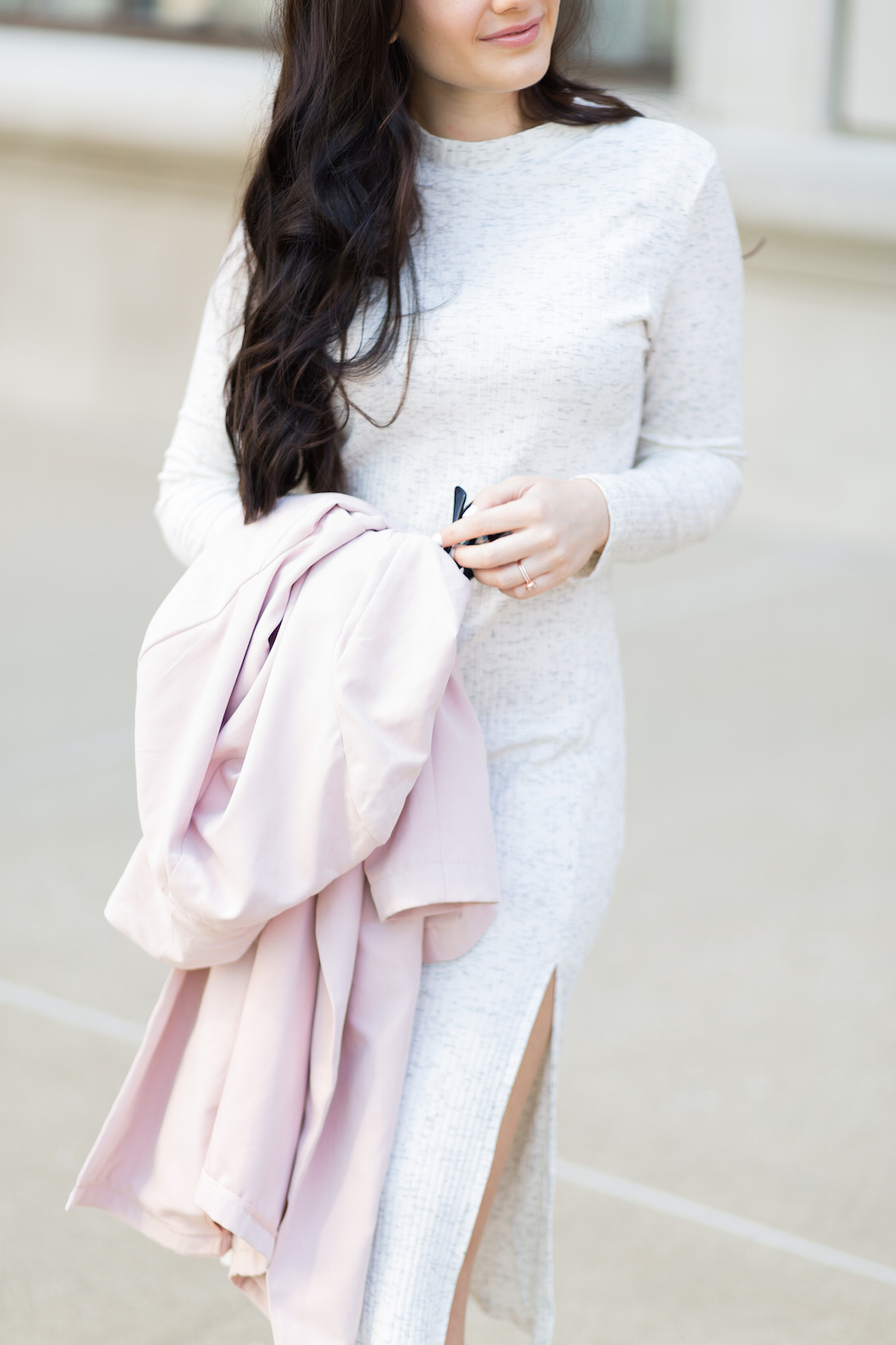 Monde et Mode | Blush Trench