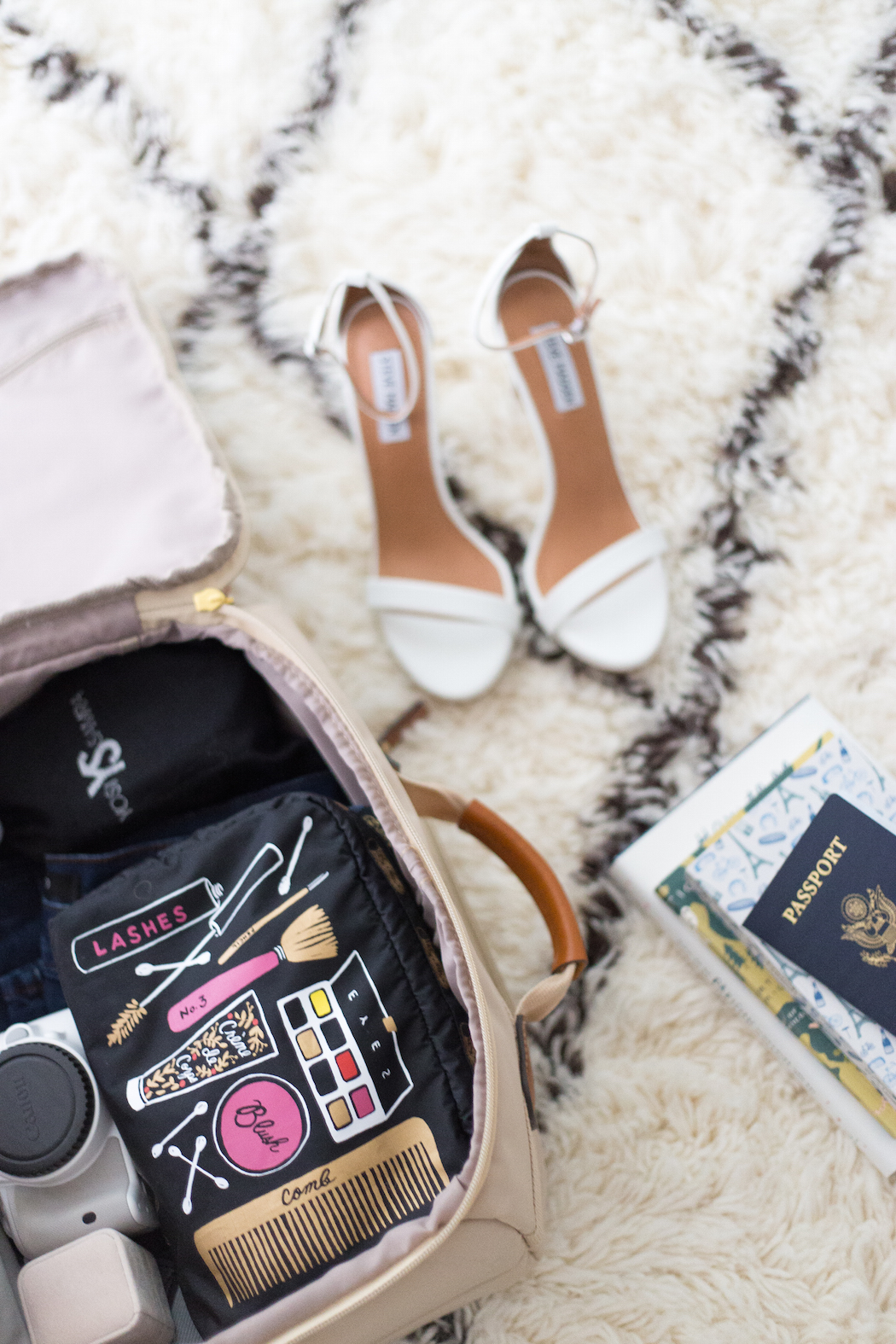 Spring + Summer Packing Guide