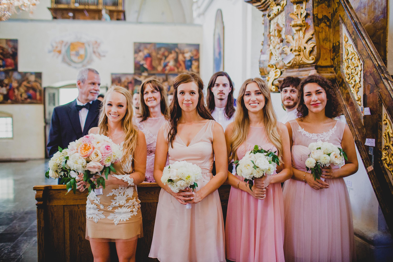 Monde et Mode | Lake Bled Wedding