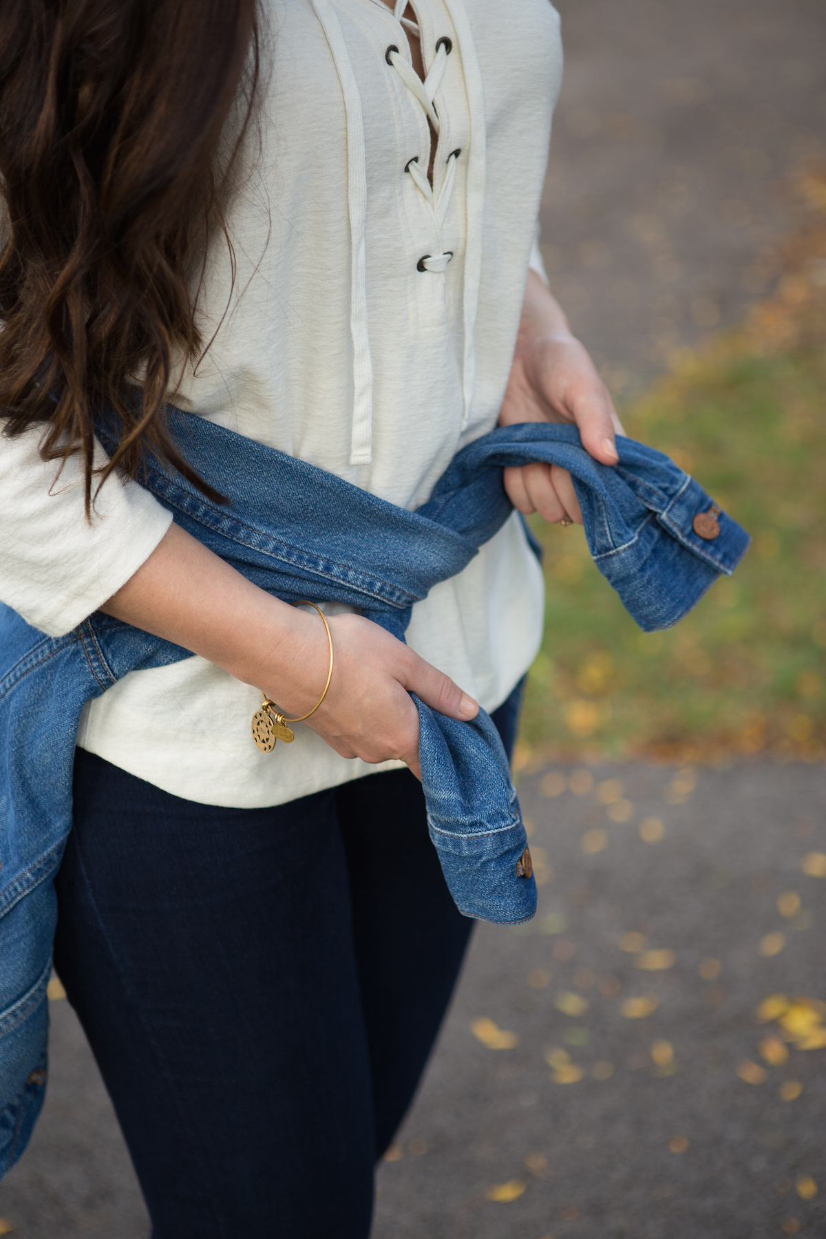Madewell Denim Jacket Pinter Wash