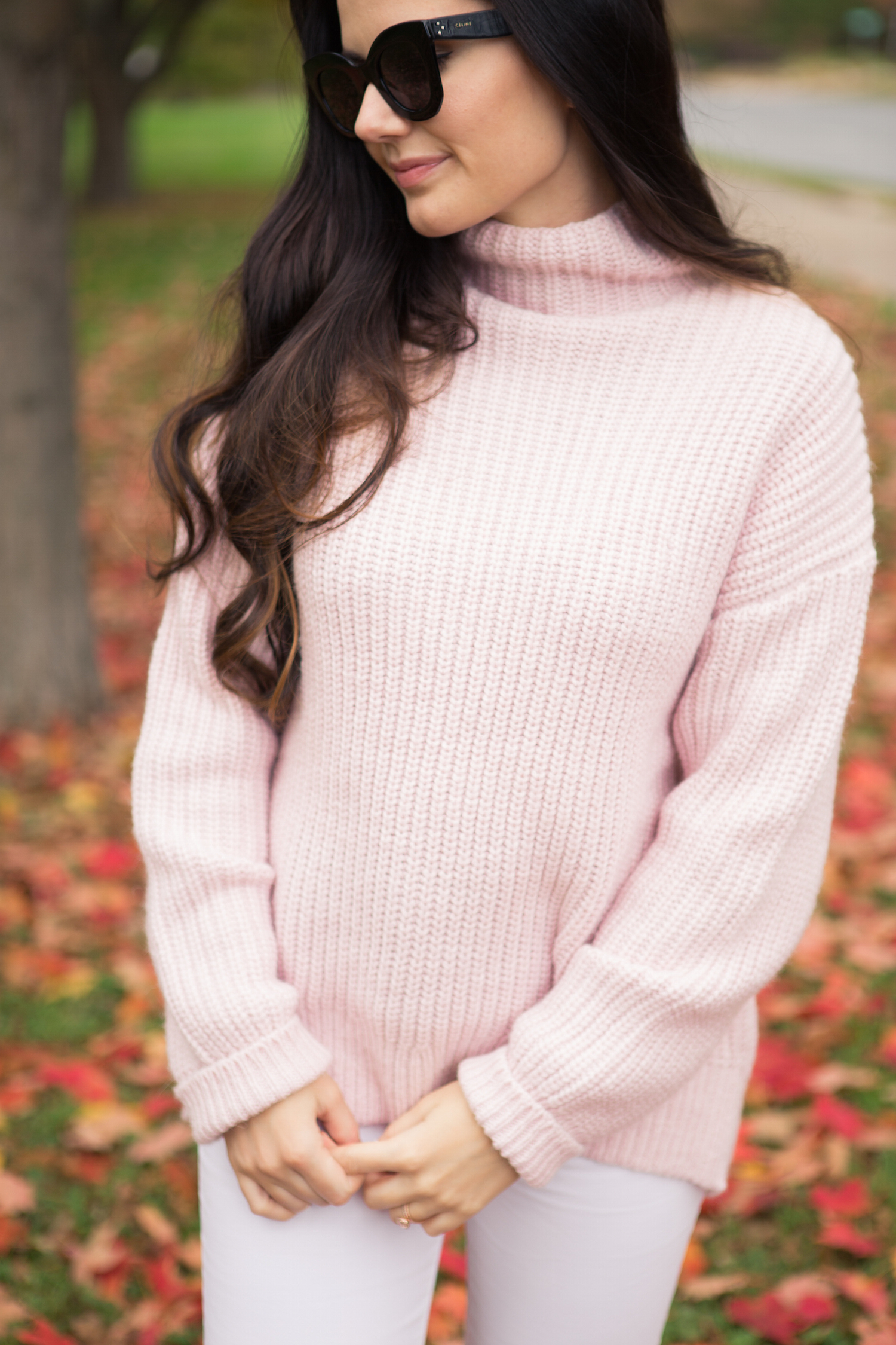 Monde et Mode | Blush Sweater